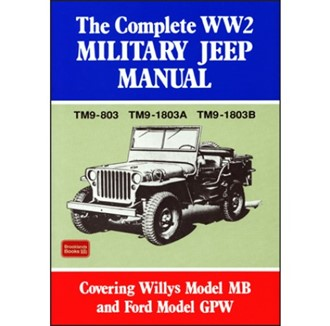 THE COMPLETE WW2 JEEP MANUAL