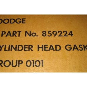 GASKET-CYL. HEAD DODGE