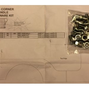 HANDLE HARDWARE KIT