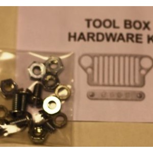 TOOL BOX LID HARDWARE KIT
