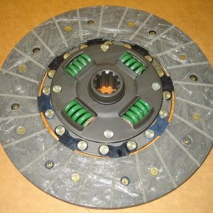 DISK DRIVEN W/FACING ASSY CLUTCH 8 1/2""