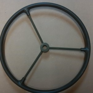 STEERING WHEEL STEEL SPOKE