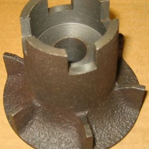 IMPELLER WATER PUMP