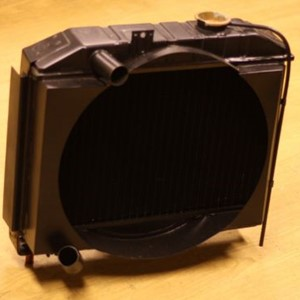 RADIATOR WILLYS MB ASSY