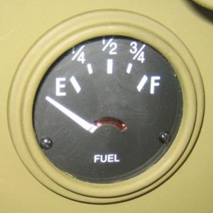 GAUGE FUEL LEVEL 6V
