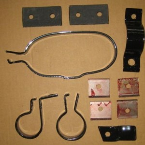 EXHAUST FIXING KIT