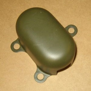 COVER FUEL SENDER METALL - F