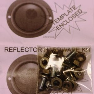REFLECTOR MOUNTING HARDWARE KIT