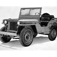 Willys MB og Ford GPW