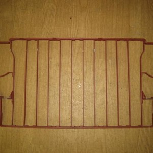 GUARD RADIATOR SLAT GRILLE