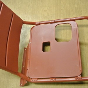 FRAME DRIVERS SEAT ASSY