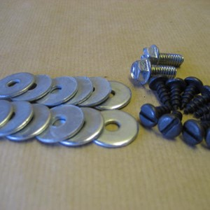 SCREW SET TRANSMISSION RINGS