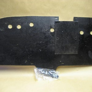 FIRE WALL PADDING KIT FOR ALL GPW/43 MB