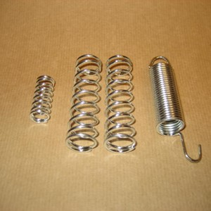 E BRAKE SPRING KIT - 3 PIECES
