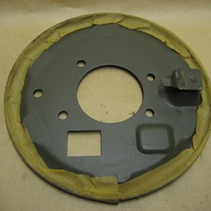 PLATE BRACKING W/ANCHOR PIN ASSY INTERNAL
