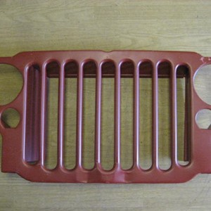 GUARD RADIATOR FRONT ASSY