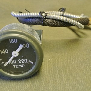 GAUGE TEMPERATURE  GPW
