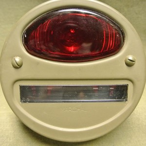 TAIL LIGHT - SERVICE - MARCHAL NOS