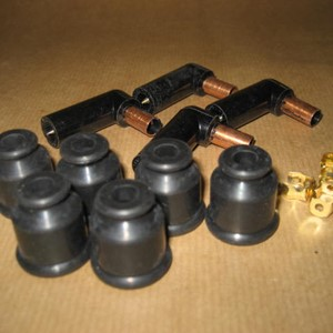 SUPPRESSOR CAP SPARK PLUG - KIT REPAIR