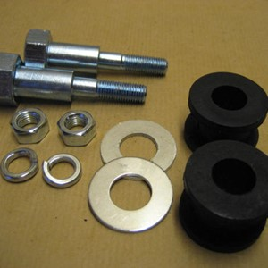 GENERATOR PIVOT BOLT SET & INSULATORS