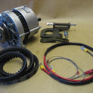 6V - 12V CONVERSION KIT FOR WILLYS MB/FORD GPW
