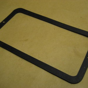REGULATOR HOUSING GASKET - RUBBER