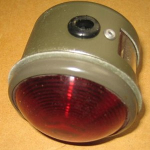 LIGHT TURN RED REAR MIL TYPE