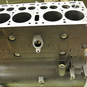 BLOCK CYLINDER ASSY