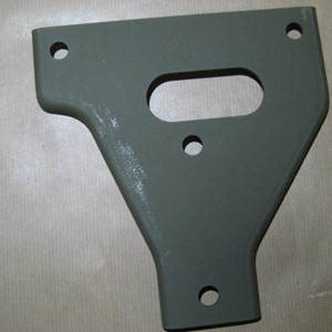 GUSSET FRONT BUMPER RIGHT LOWER F MARKED