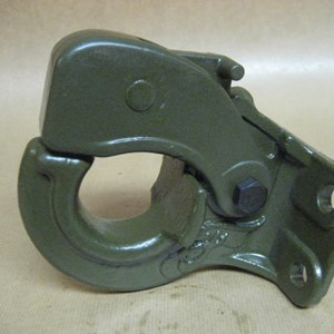 PINTLE HOOK ASSY GPW