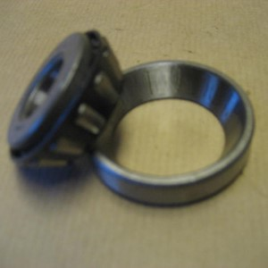BEARING, KING PIN, CONE & CUP, ASSY
