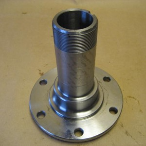 SPINDLE FRONT WHEEL W/BUSHING ASSY