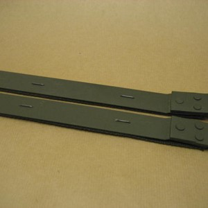 FUEL TANK STRAP KIT WILLYS