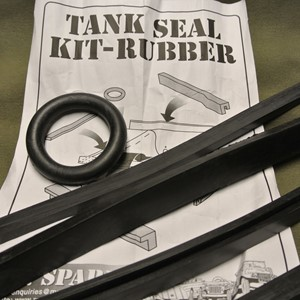 FUEL TANK RUBBER SEALS SET MB