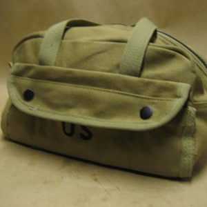 TOOL BAG KAY CANVAS KHAKI